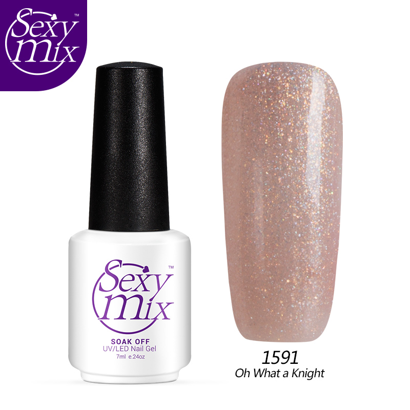 Y Mix Soak Off Glitter Nail Gel Polish Long Lasting Uv Manicure Need L Cure 1441 1884 In From Beauty