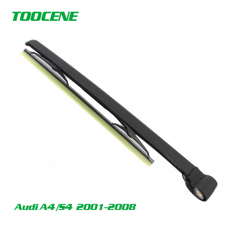 Adaptable Rear Wiper Blades And Arm For Audi A4 R4 Rs4 2003- 2013 Windshield Wiper Auto Windscreen Car Accessories Attractive Designs;