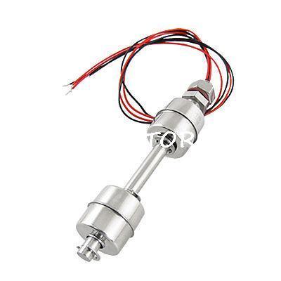 цена на Tank Pool Level Sensor Vertical Stainless Steel Float Switch