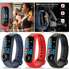 Pro Smart Band Watch Bracelet Wristband Fitness Tracker Blood Pressure Heart Rate M3 smart wristband