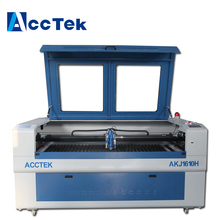 China manufacturer 300w laser machine cutting 3mm steel/ cheap double heads price