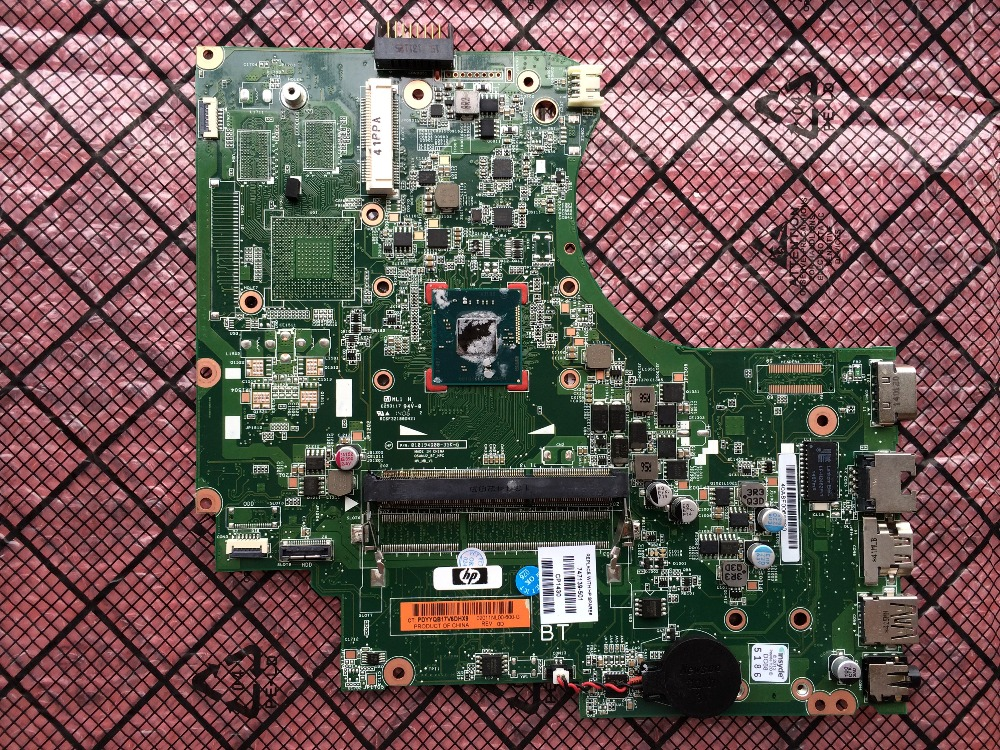 laptop motherboard 747138-501 Fit for HP 15 250 747138-001 Notebook PC Mainboard systemboard 100% Tested 90 Days Warranty laptop motherboard 747138 501 fit for hp 15 250 747138 001 notebook pc mainboard systemboard 100% tested 90 days warranty