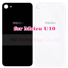 Original Battery Case for Meizu U10 5.0″ Replacement Battery Back Door Cover Cases+Adhisive Strips Free Shipping