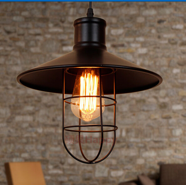 hanging lights bedroom Nordic castle loft Retro droplight iron American Industrial Bar Small cages design lamp pendant lighting hanging lights bedroom nordic castle loft retro droplight iron american industrial bar small cages design lamp pendant lighting