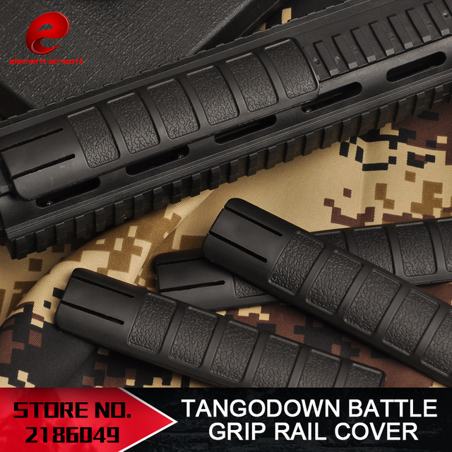 Element Airsoft Tangodown Battle Grip Rail Cover OT0806 -in Scope ...