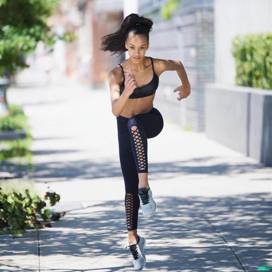 Yoga pants on tumblr