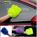 (Car Pass)  Super Mitt Microfiber Car Wash Washing Cleaning Gloves Car Washer Wholesale