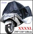 XXXXl Tamaño grande Cubierta de La Motocicleta Impermeable Uv Protector Moto Lluvia Al Aire Libre A Prueba de Polvo, Fundas para Motos, Cubierta del motor de la Vespa G