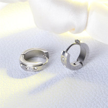 Earrings Stainless Steel Model 9