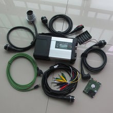 MB Star Diagnostic Tool MB Star C5 SD Connect HDD 2018.03v Software work for MB cars & trucks (12v+24v) DHL free Shipping