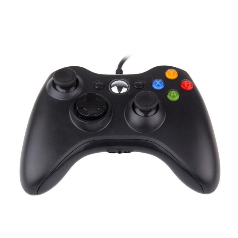 EDAL New Gamepad Wired USB Controller For Xbox 360 Joystick Gamepad Preview for Microsoft Official for Windows 7/8/10 for PC