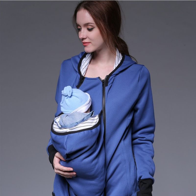 maternity coat kangaroo hoodie maternity jacket for pregnant women pregnancy jacket pregnancy clothes winter nursing hoodie kangaroo pocket skull print pullover hoodie