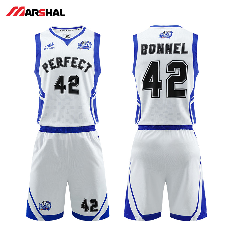 Sublimation Jerseys shorts basketball uniform Custom
