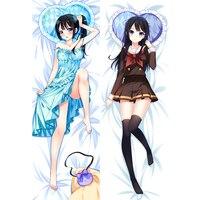 Hot Japam Game Anime Sound Euphoniyum Sexy Girl Body PillowCase Project Shrine Maiden Dakimakura