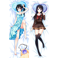 Hot Japam Game Anime Sound Euphoniyum Sexy Girl Body PillowCase Project Shrine Maiden Dakimakura