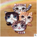 Free shipping 2015 autumn new meow star tail decoration Plush purse wallet wholesale mobile phone bag stereo cat