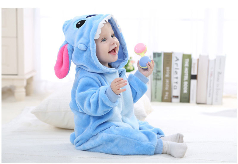 IDGIRL-Baby-Clothes-2017-Infant-Romper-Baby-Boys-Girls-Jumpsuit-New-born-Bebe-Clothing-Hooded-Toddler-Cute-Stitch-Baby-Costumes-3