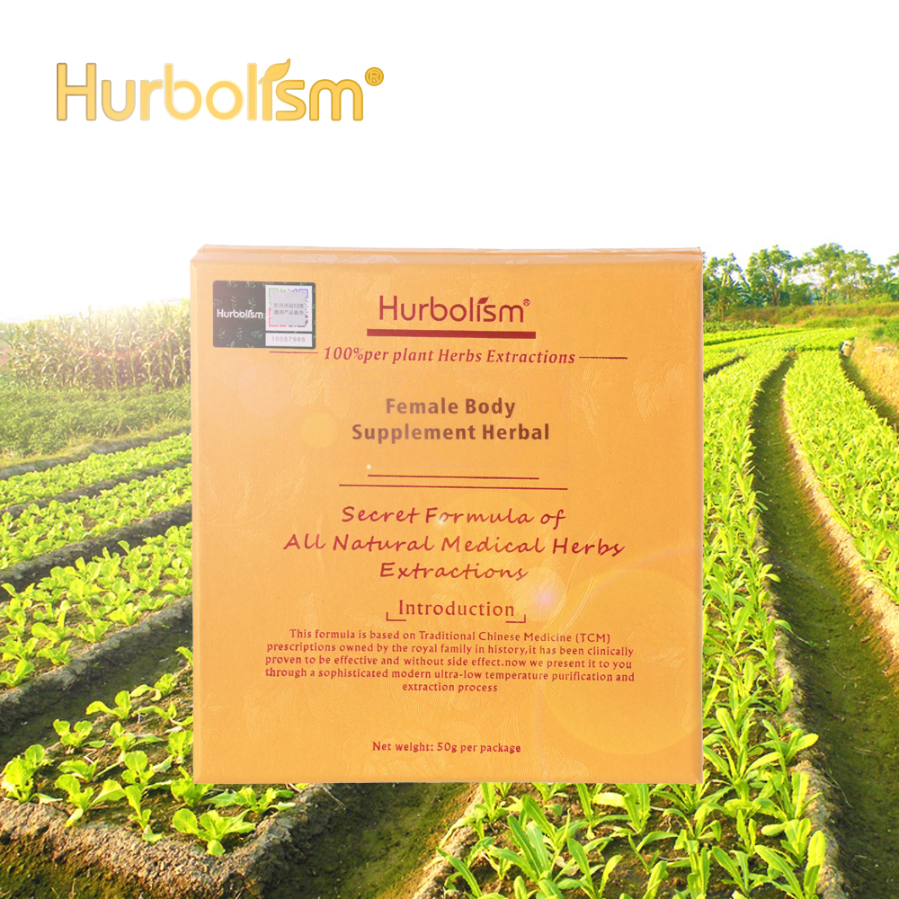 Hurbolism New Update TCM Herbal Powder for Female Sex Enhancement Libido Enhancer. Improve Female Body Health.