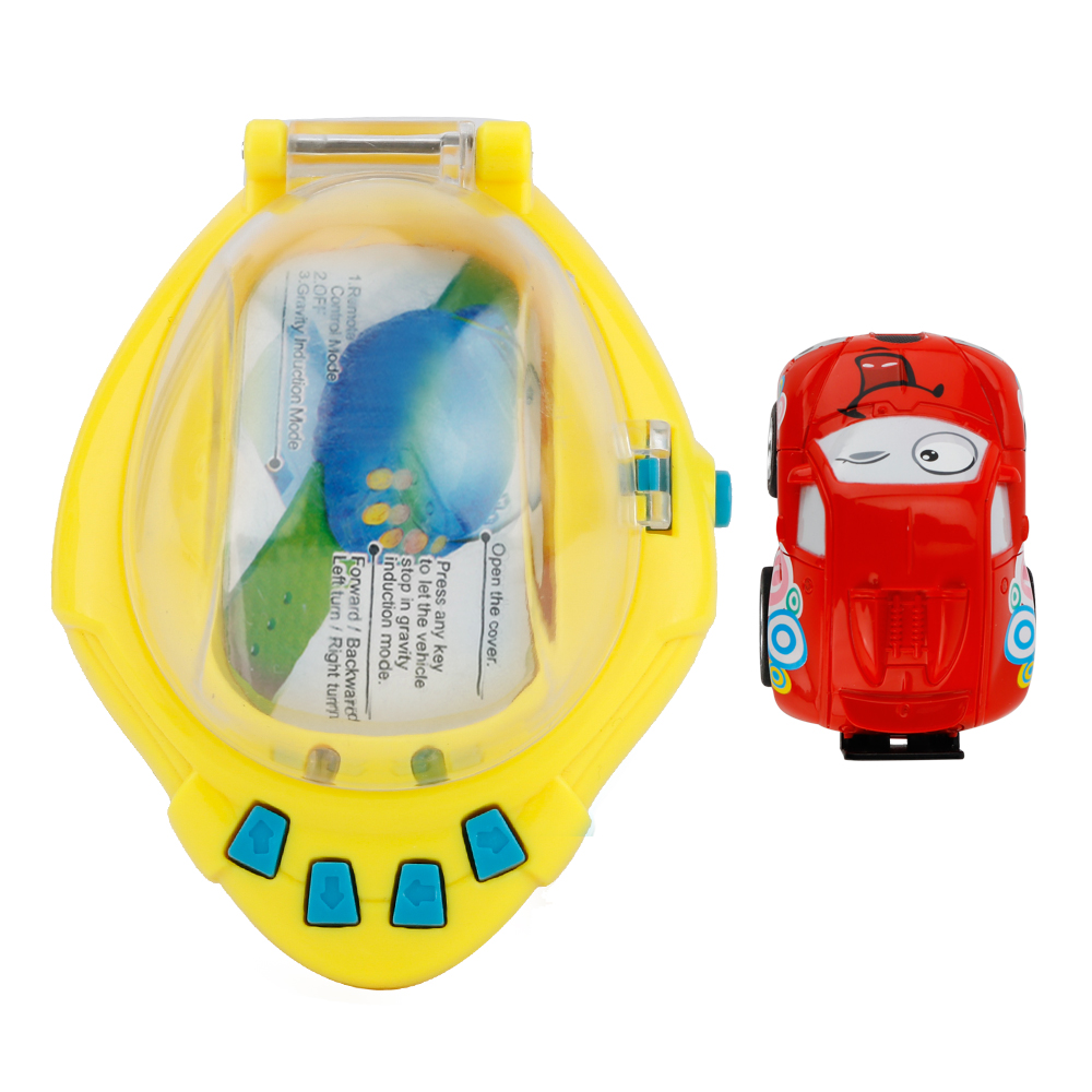 New power-sensing remote control car toys Childrens toys Watch remote control