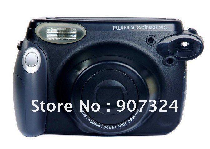 Free Shipping Fuji Fujifilm Instax 210 Wide Film Camera ...