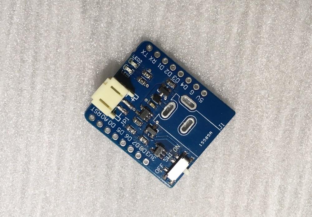 ESPea Battery Shield Arduino Development Board Wireless Module