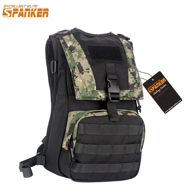 EXCELLENT ELITE SPANKER Waterproof Military Tactical Backpack Hunting Accessories Sport Bag Molle Tactical Pouch Hunting Bag ледянка sport elite сл 2