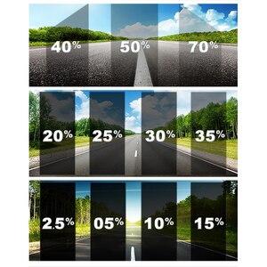 Image 5 - Пленка черная для окна автомобиля, 50*600 см