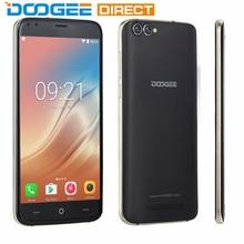 """Lo nuevo DOOGEE X30 2 GB + 16 GB Teléfono Móvil de Cuatro Cámaras 2×8.0 MP + 2×5.0 MP Android 7.0 3360 mAh 5.5 """"HD MTK6580A Quad Core Smartphone"""
