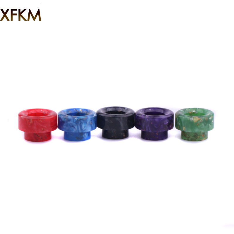 XFKM Resin Drip Tips 810 Thread Electronic Cigarette wide bore Mouthpiece for Goon 528 RDTA Atomizer for vape 528-H антон чехов naisia