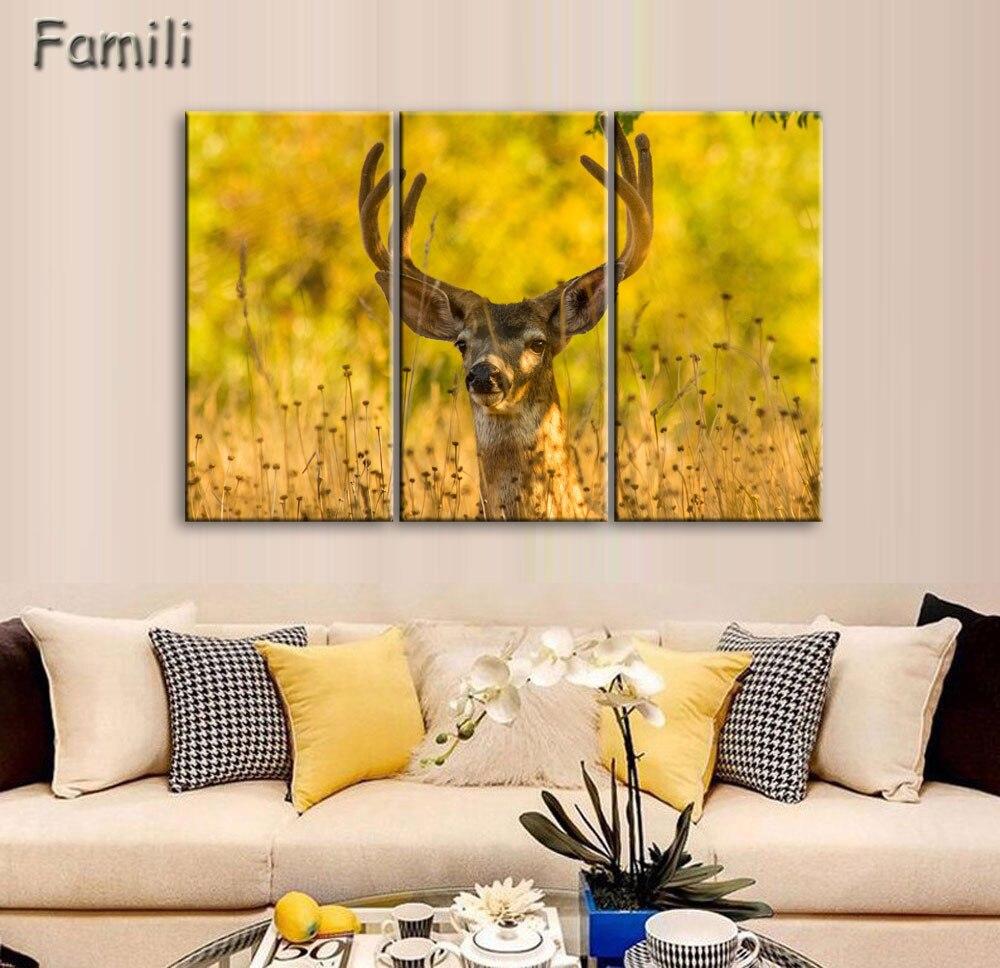 Fantastic Antelope Wall Decor Ornament - Art & Wall Decor ...