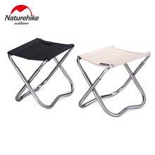 купить Naturehike Outdoor Ultralight Portable Foldaway Stool Camping Fishing Chair Leisure Camp chair Small Stool NH15Z011 по цене 722.96 рублей