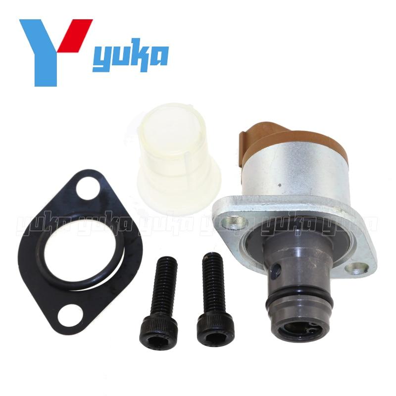 Common Rail High Pressure Fuel Pump Regulator Metering Solenoid Suction Control SCV Valve Unit Assy 294200-0190 For Denso Nissan diesel suction control valve 8 98043687 0 scv 294200 0650 for mazda