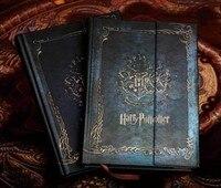New 2014 Christmas Gift Retro Harry Potter Harry Potter Magic Book Notebook Agenda