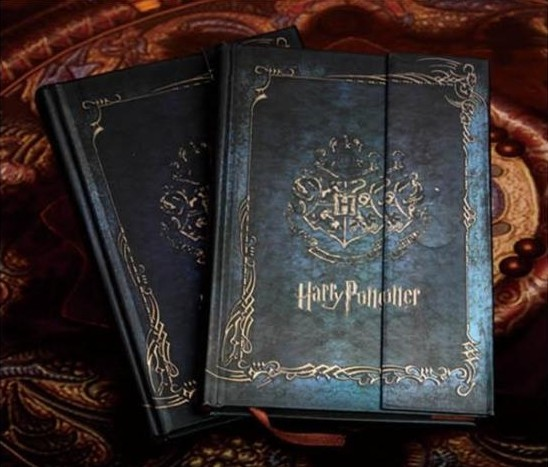 New 2017 Retro Hardcover Harry Potter Magic Sketch Book  Vintage Harry Potter SketchBook Agenda Diar Memos For Child Gift rowling j harry potter and the philosopher s stone ravenclaw editionhardcover