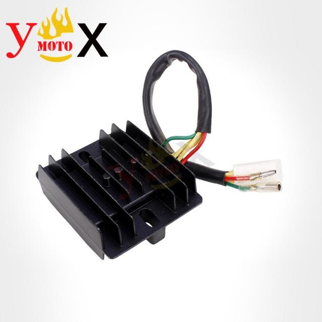 motorcycle 12v 5 wire voltage regulator rectifier for honda rebel cmx250  ca250 1996-2011 cmx250c