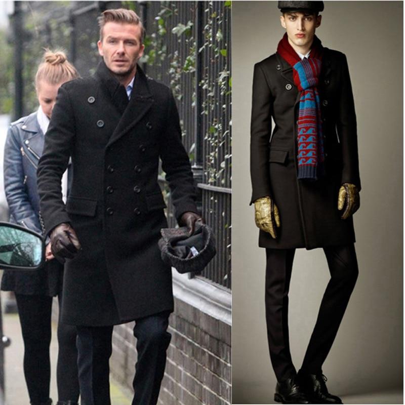 Popular Men Coat Wool-Buy Cheap Men Coat Wool lots from China Men ...