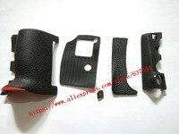 Новый оригинальный набор резиновой передней крышки и задней крышки для Nikon D810 запасные части для ремонта