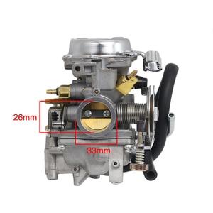 Image 3 - ZSDTRP XV250 26mm Carb gaźnik aluminium Carburador Assy dla Yamaha VX 250 Virago 250 v star 250 Route 66 1988 2014