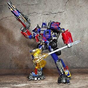 Image 4 - Transformação ls03f LS03 F op commander, filme mpm04 MPM 04, brinquedos de figura de ação, liga de grande tamanho, músculo diecast, mpp10 MPP 10