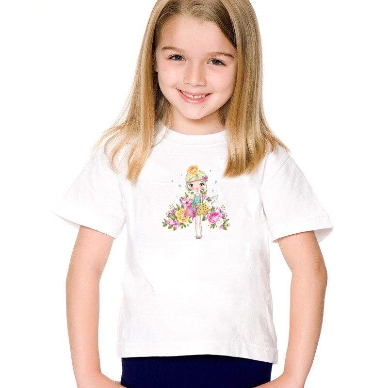 Prajna Красота Девушка глажка наклейки теплообмена винил патч термоутюг на передачу для одежды детская футболка Мультфильм аппликации