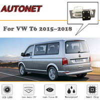 AUTONET Rear View camera For VW T6 Transporter/Caravelle/Multivan 2015~2019/CCD/Night Vision/Reverse Camera/license plate camera