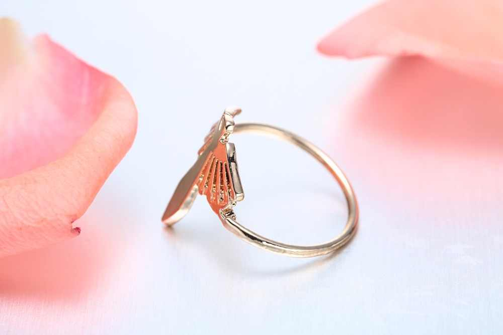 Chandler 2017 marque Inca Falcon anneau aigle oiseau charme Bague pour les femmes Punk championnat bijoux achats en ligne inde sentiment