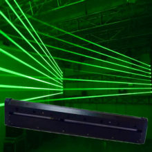 Rough beam single red green eight eyes beam scanning 8 head 8 hole moving head laser laser lamp KTV bar Wedding Show(China)