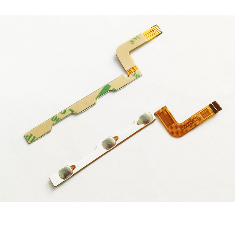 New Original For Asus Zenfone 3 Max ZC520TL X008DB 5.2 Inch Volume Button Switch Connector On Off Flex Cable Ribbon
