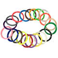 3D Pen Filament thread 1.75mm ABS/PLA 20 Different Colors for 3D printing pens wire rod 3D linear 20*10M