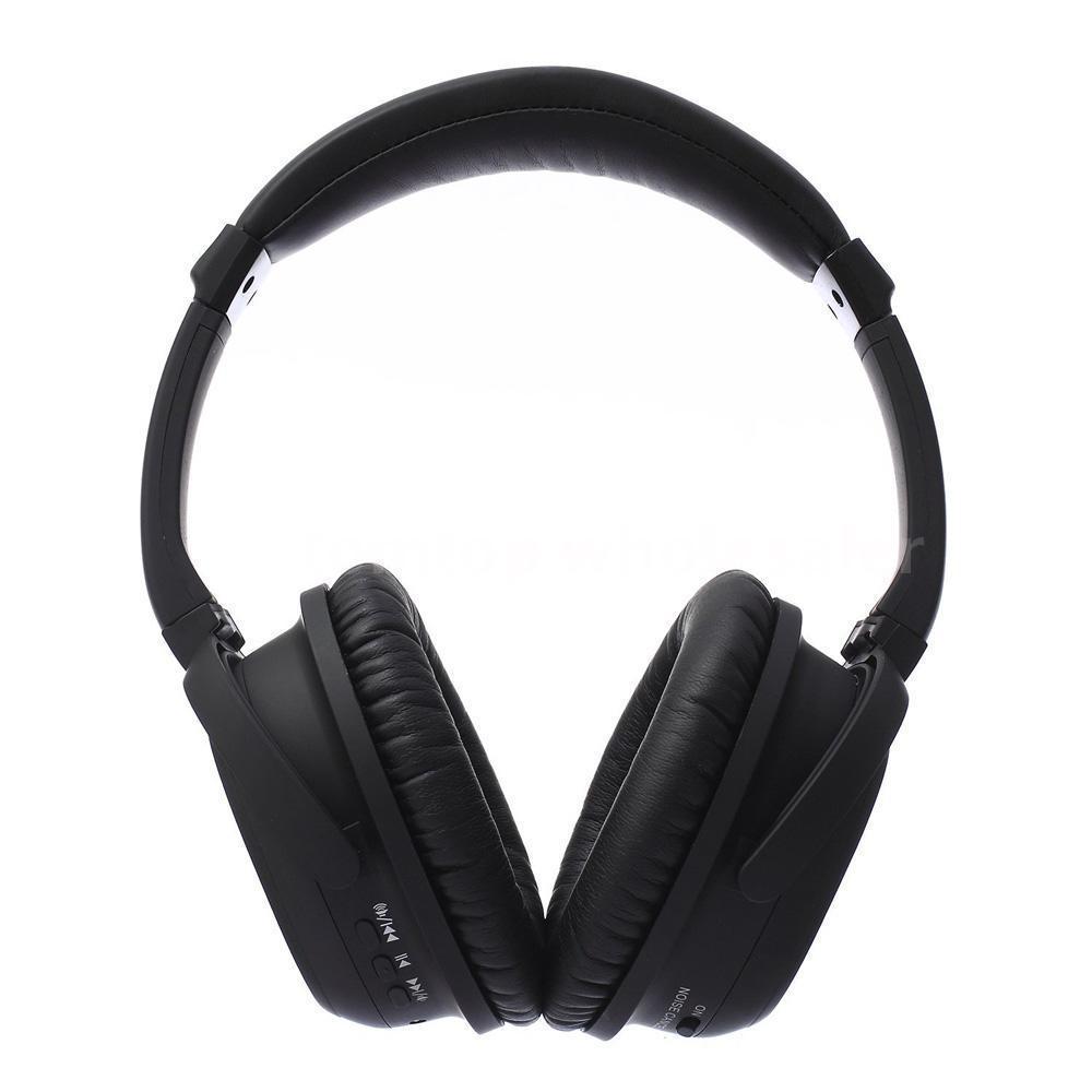 ФОТО 1 Pcs BH519 ANC Active Noise Cancelling Bluetooth Headset Wireless Earphone US H0M1