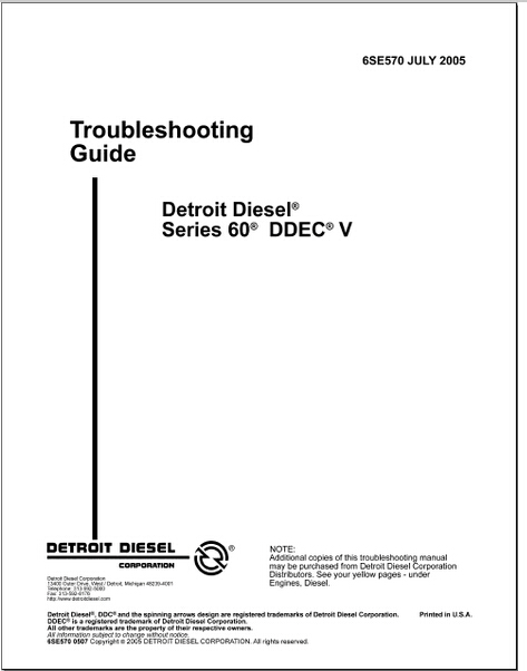 online buy whole detroit diesel series from detroit detroit diesel 60 series service manual pdf mainland