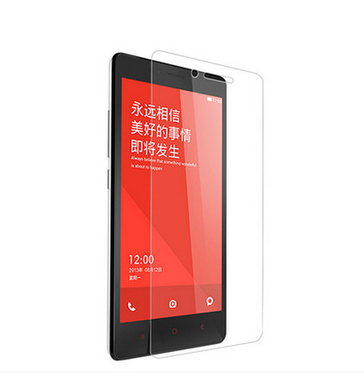 For Xiaomi Redmi Red mi tempered glass screen protector Lcd cover film projector mobile  ...