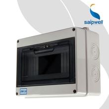 200*145*90mm Newest  Grey  IP67 Electrical ABS Waterproof Box Waterproof Distribution Box (SHT-8)