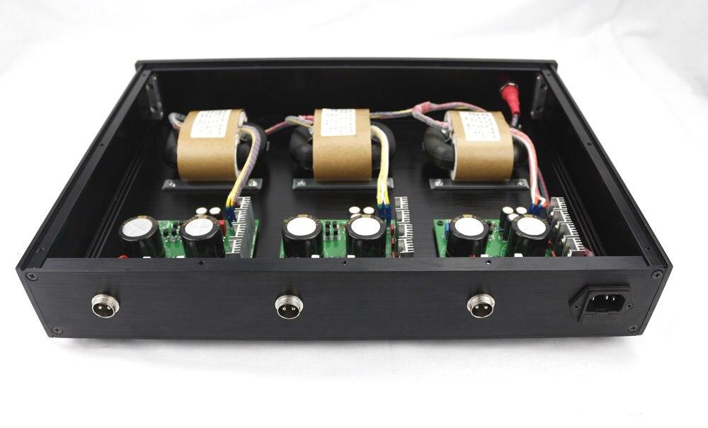 NOUVEAU arrivent haute version S11 3 Façon Ultra-faible Bruit Linéaire Alimentation DC5V + DC9V + DC12V LPS